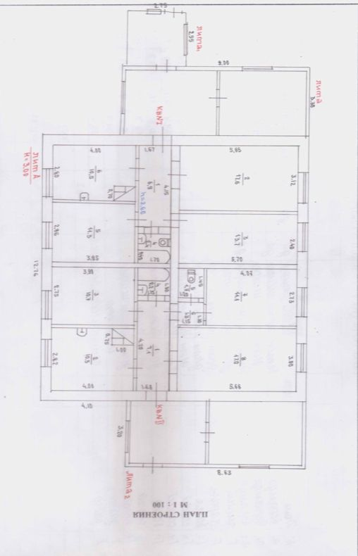 Продам дом с участком по адресу Россия, Алтайский край, Топчихинский, Ульяновский, Степная фото 3 по выгодной цене