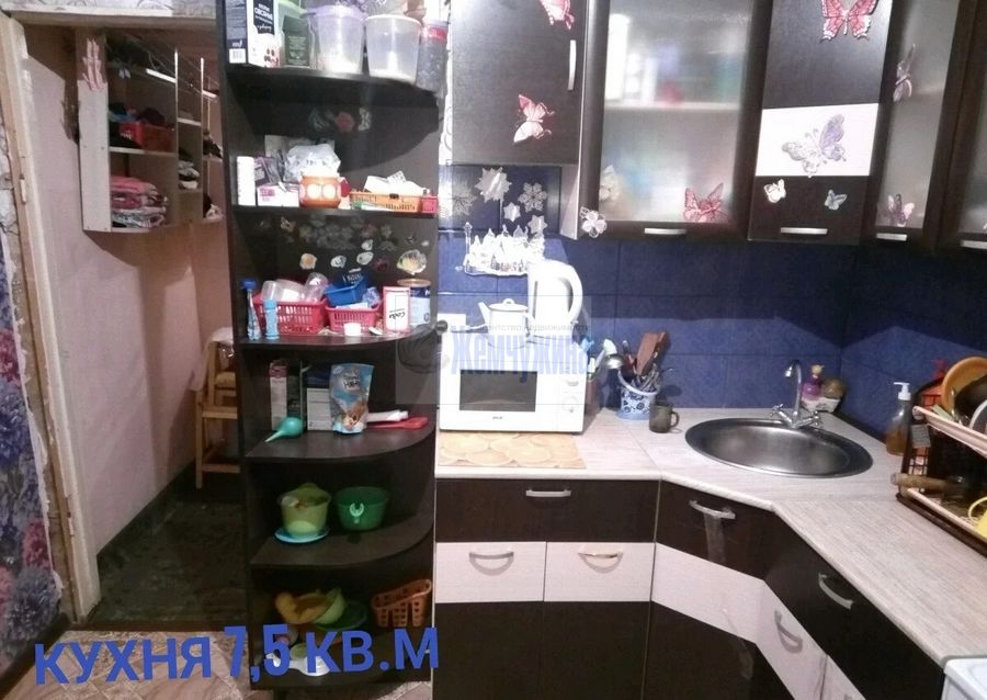 Продам 2-комн. квартиру по адресу Россия, Кемеровская область, Кемерово, ул. Инициативная,48а фото 12 по выгодной цене