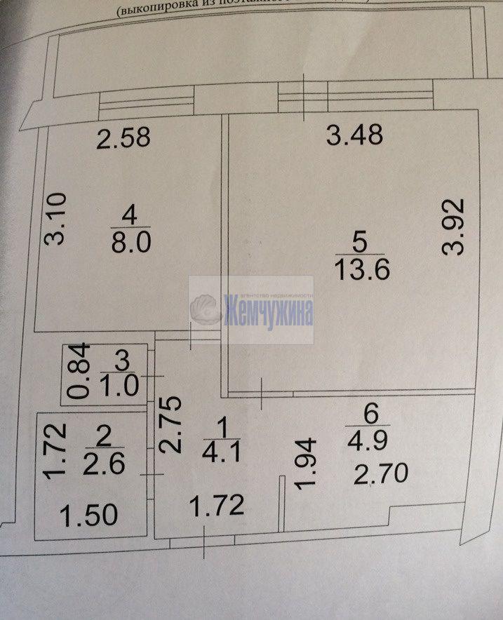 Продам 2-комн. квартиру по адресу Россия, Кемеровская область, Кемерово, пр-кт Шахтеров,86 фото 11 по выгодной цене