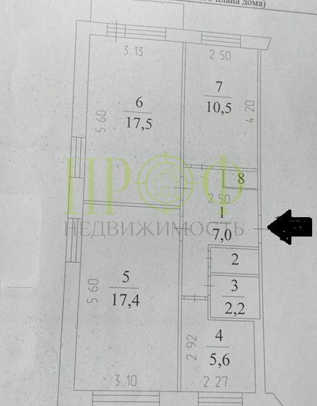 Продам 3-комн. квартиру по адресу Россия, Кемеровская область, Кемерово, пр-кт Ленинградский,31а фото 7 по выгодной цене