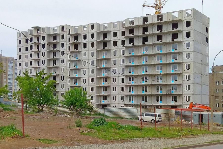 Продам 2-комн. квартиру по адресу Россия, Кемеровская область, Кемерово, В.Волошиной,32 фото 1 по выгодной цене