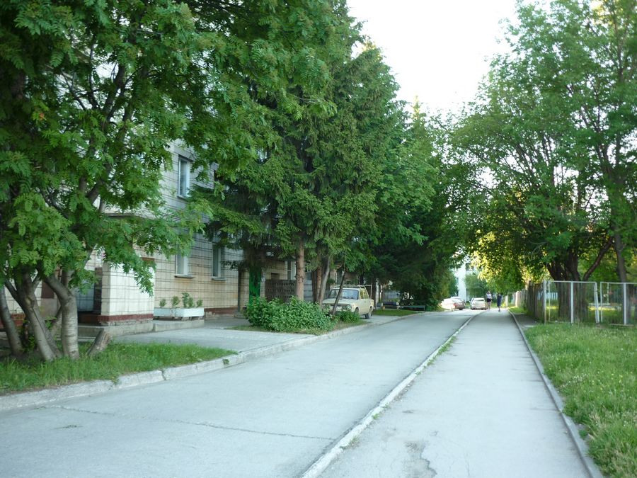 Краснообск пос., 35, 4-к квартира
