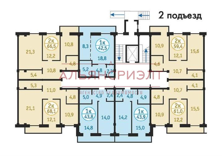 Продам 2-комн. квартиру по адресу Россия, Новосибирская область, Новосибирский, Криводановка, Зеленая,16 фото 1 по выгодной цене