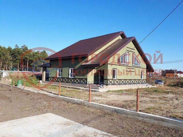 Продам коттедж по адресу Россия, Новосибирская область, Новосибирский, Приобский, Рыбацкая фото 1 по выгодной цене