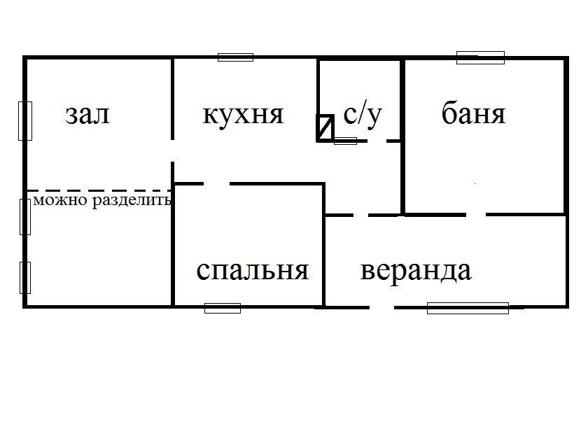 Продам дом с участком по адресу Россия, Новосибирская область, Новосибирский, Мочищетанция, Линейная фото 8 по выгодной цене