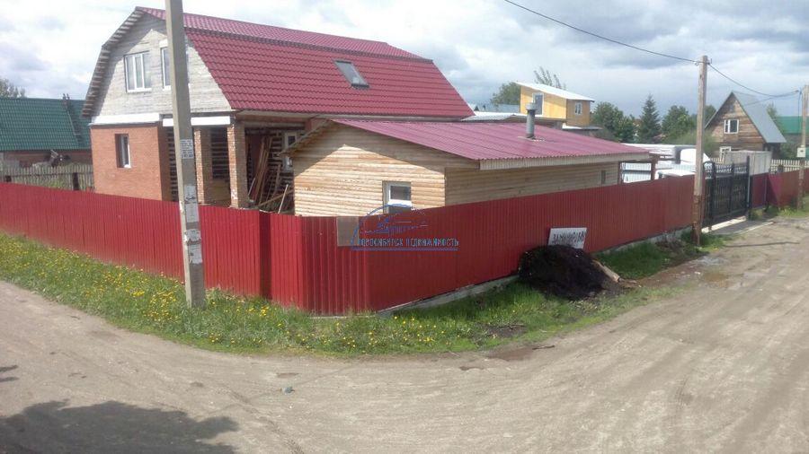 Продам дом с участком по адресу Россия, Новосибирская область, Новосибирский, Кудряшовский, снт Семицвет фото 0 по выгодной цене