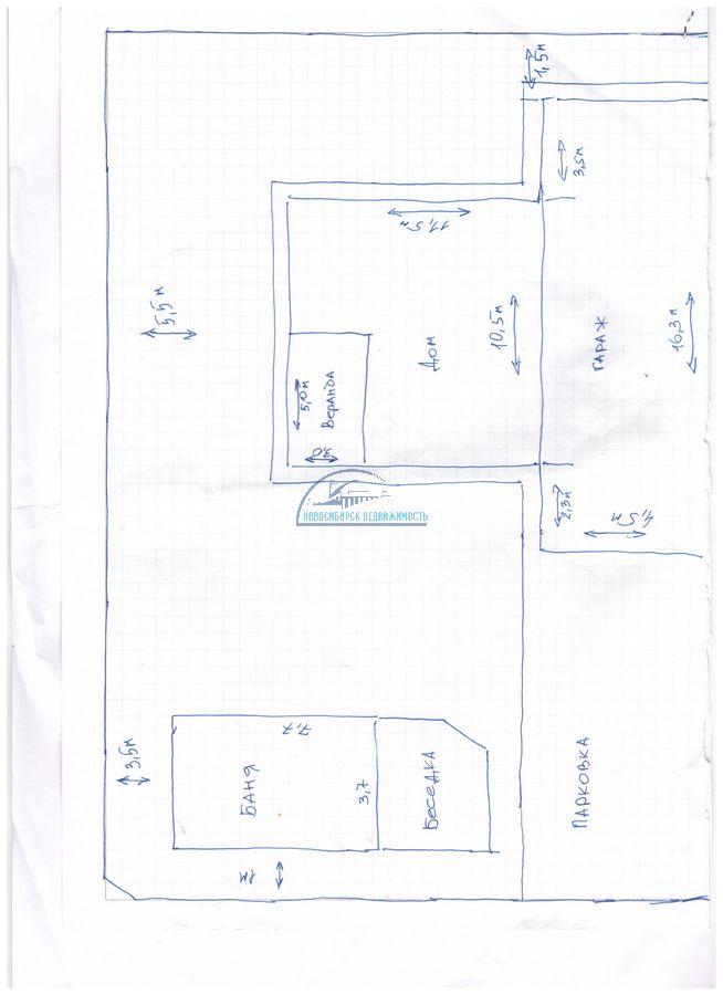 Продам дом с участком по адресу Россия, Новосибирская область, Новосибирский, Кудряшовский, снт Семицвет фото 21 по выгодной цене