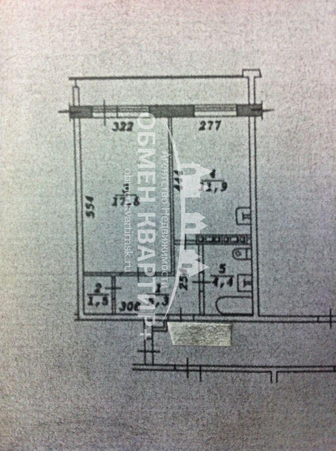 Продам 1-комн. квартиру по адресу Россия, Новосибирская область, Новосибирск, ул. Зорге,94 фото 9 по выгодной цене