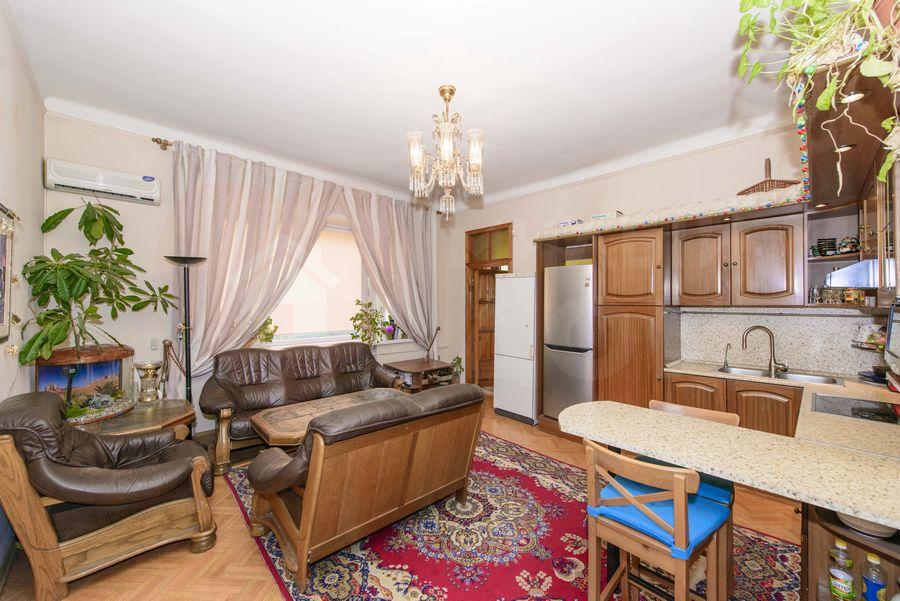 Серебренниковская, 16, 4-к квартира