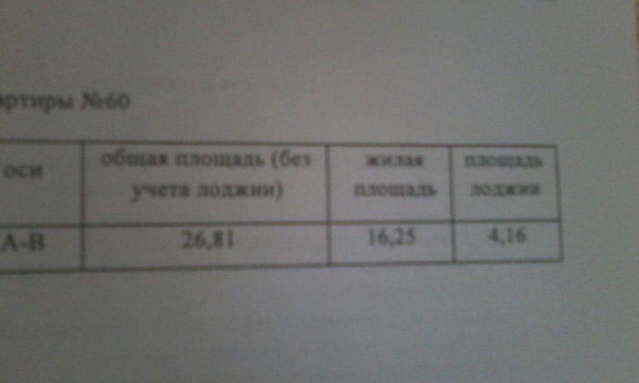Чукотская, 1 стр, 1-к квартира