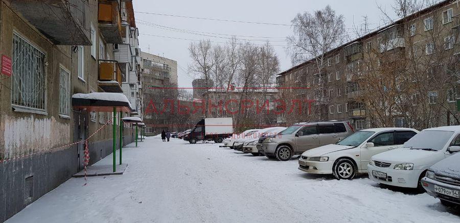 Продам 2-комн. квартиру по адресу Россия, Новосибирская область, Новосибирск, ул. Новогодняя,38 фото 10 по выгодной цене