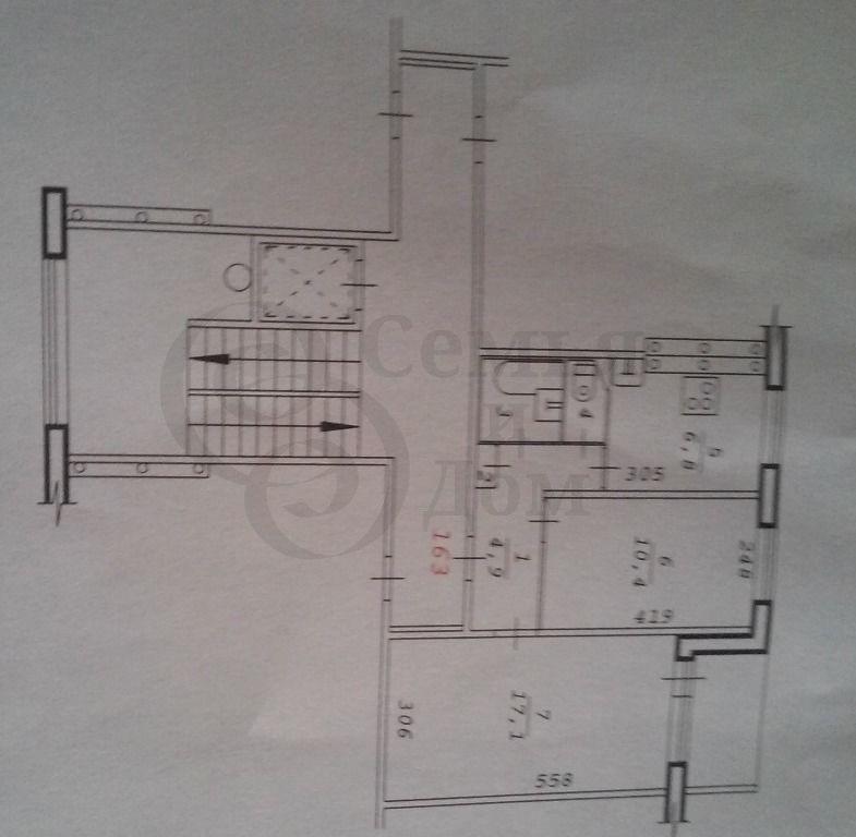 Продам 2-комн. квартиру по адресу Россия, Новосибирская область, Новосибирск, ул. Толстого,234 фото 5 по выгодной цене