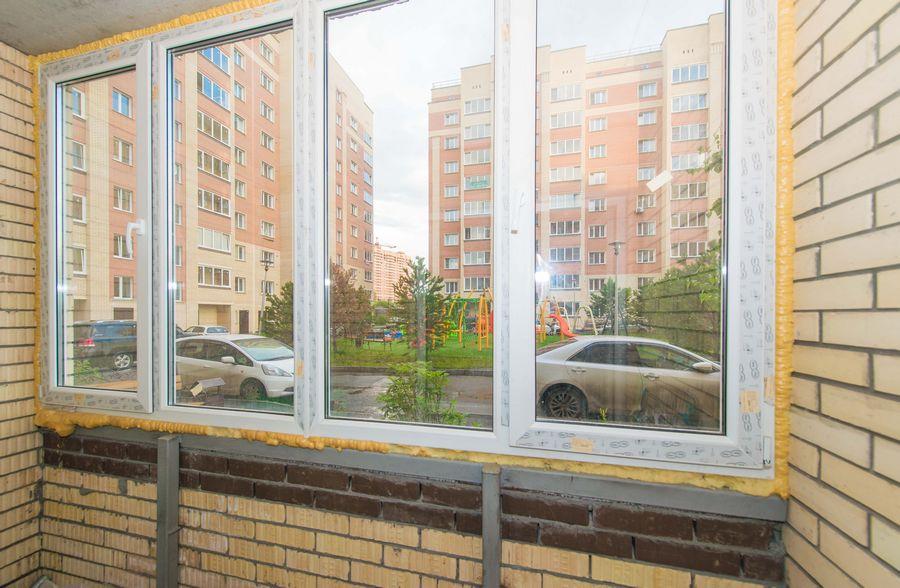 Продам 1-комн. квартиру по адресу Россия, Новосибирская область, Новосибирск, мкр. Закаменский,20/1 фото 4 по выгодной цене