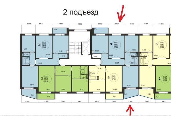 Хилокская, 1б, 3-к квартира