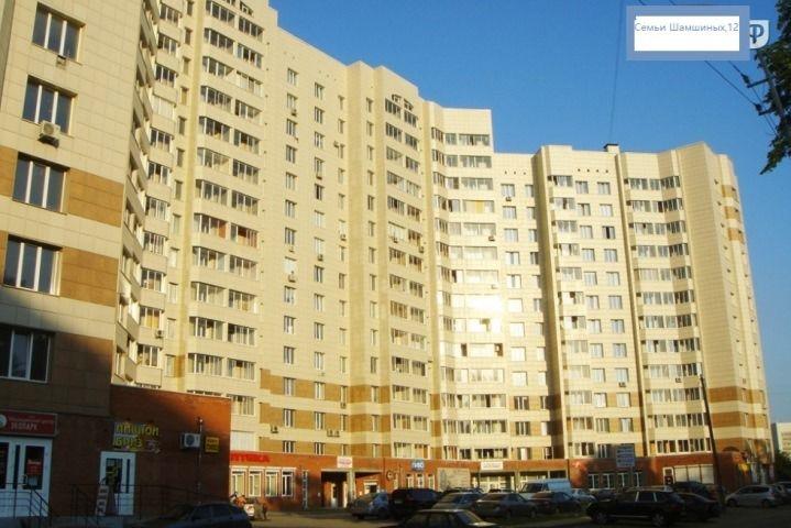 Семьи Шамшиных, 12, 3-к квартира