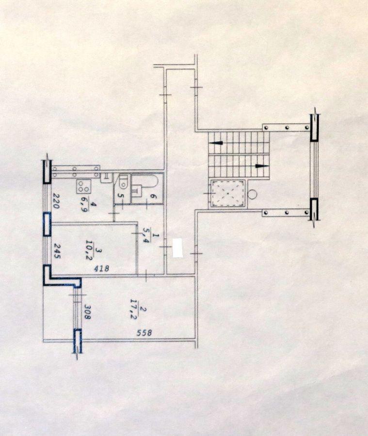 Продам 2-комн. квартиру по адресу Россия, Новосибирская область, Новосибирск, ул. Дуси Ковальчук,258 фото 13 по выгодной цене