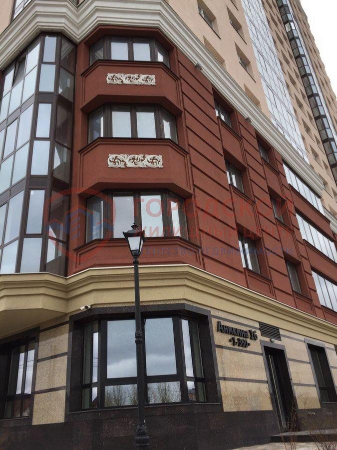 Аникина, 16а, 3-к квартира