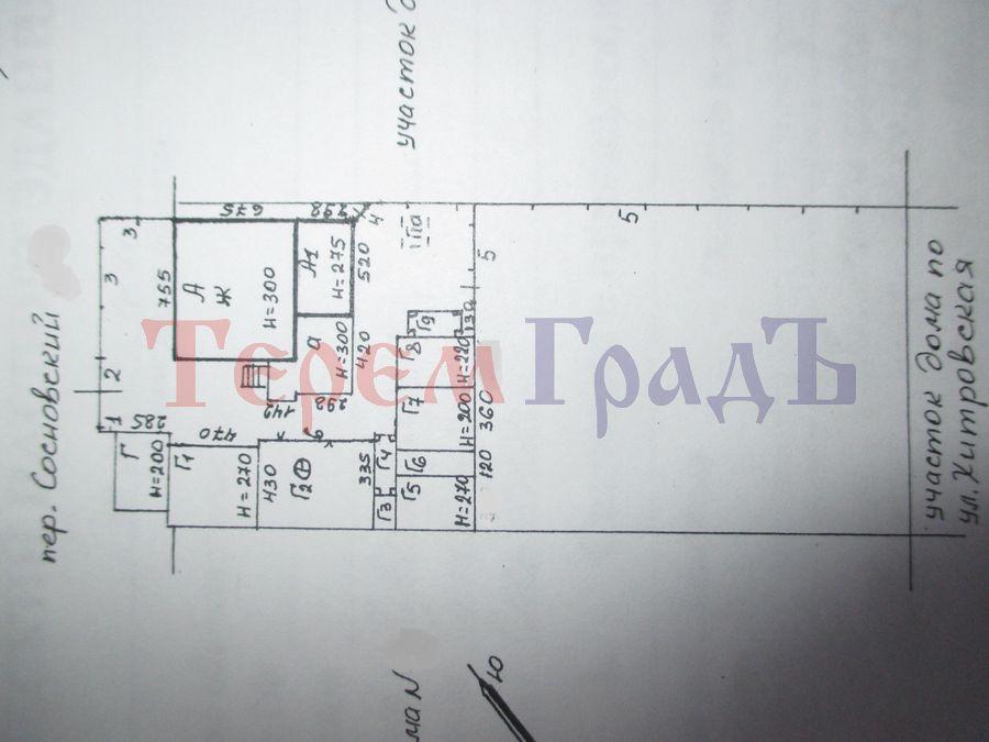 Продам дом с участком по адресу Россия, Новосибирская область, Новосибирск, пер. Сосновский фото 16 по выгодной цене
