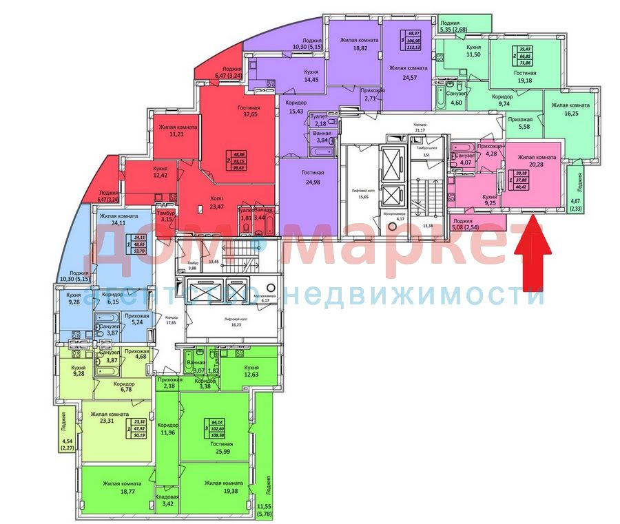 Продам 1-комн. квартиру по адресу Россия, Новосибирская область, Новосибирск, ул. Тихвинская,1а фото 0 по выгодной цене