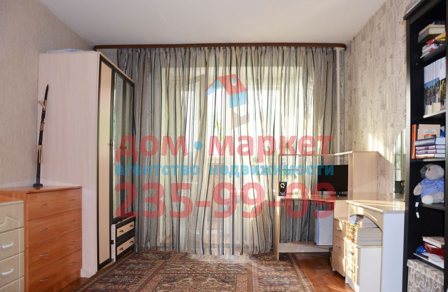Продам 2-комн. квартиру по адресу Россия, Новосибирская область, Новосибирск, ул. Владимировская,21 фото 0 по выгодной цене