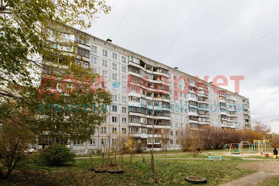Продам 2-комн. квартиру по адресу Россия, Новосибирская область, Новосибирск, ул. Связистов,139 фото 1 по выгодной цене