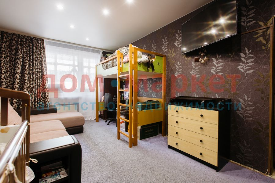 Продам 2-комн. квартиру по адресу Россия, Новосибирская область, Новосибирск, ул. Связистов,139 фото 6 по выгодной цене