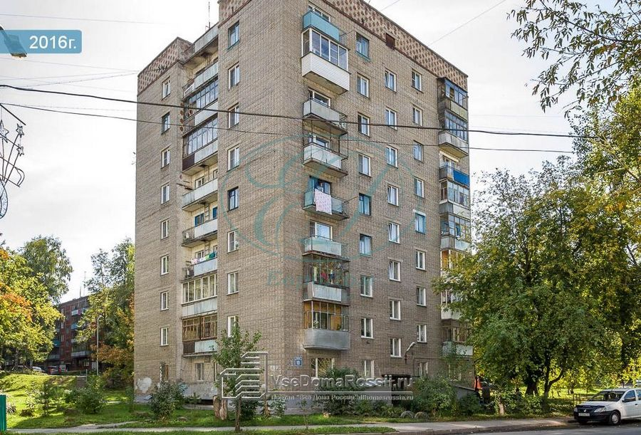 Продам 1-комн. квартиру по адресу Россия, Новосибирская область, Новосибирск, ул. Адриена Лежена,8 фото 2 по выгодной цене