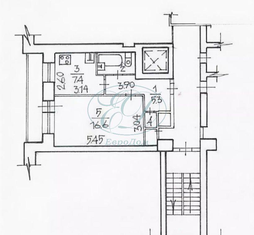 Продам 1-комн. квартиру по адресу Россия, Новосибирская область, Новосибирск, ул. Адриена Лежена,8 фото 15 по выгодной цене