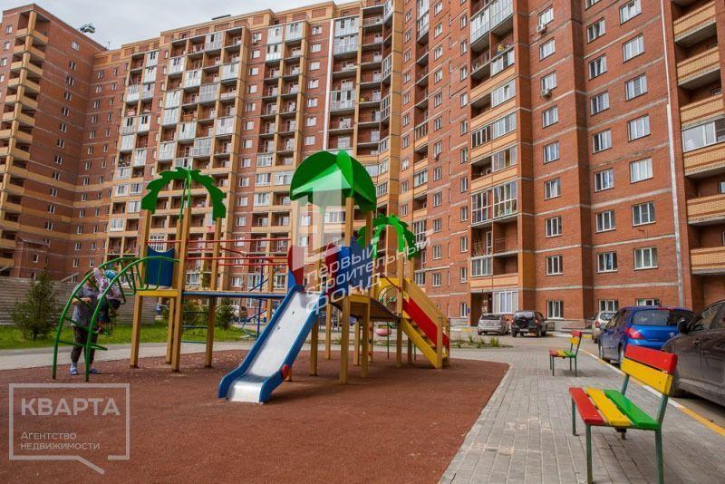 Продам 1-комн. квартиру по адресу Россия, Новосибирская область, Новосибирск, ул. Стартовая,1 фото 1 по выгодной цене
