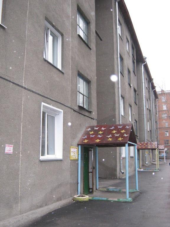 Пархоменко 1-й, 4, 1-к квартира