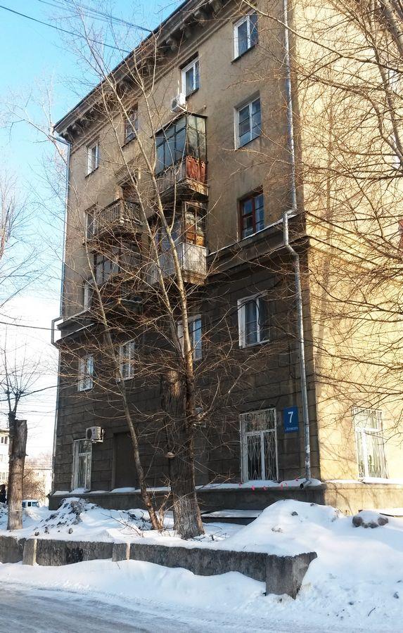 Котовского, 7, 1-к квартира