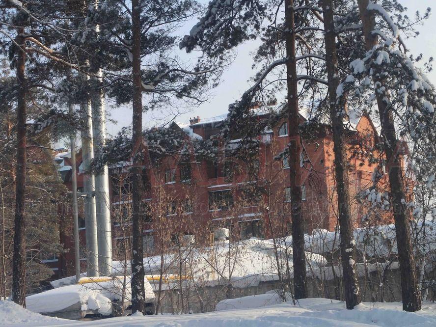 Военного санатория Ельцовка, 9, 5-к квартира