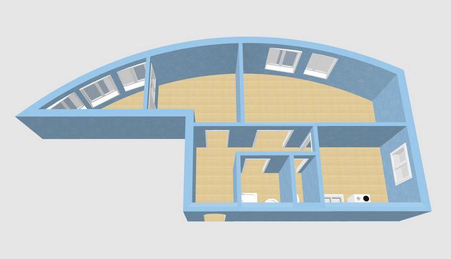 Продам 2-комн. квартиру по адресу Россия, Новосибирская область, Новосибирск, ул. Марата,2 фото 1 по выгодной цене