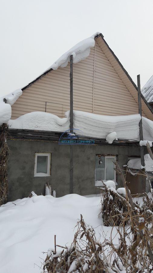Продам дом с участком по адресу Россия, Новосибирская область, Новосибирск, пер. Экскаваторный 3-й фото 2 по выгодной цене