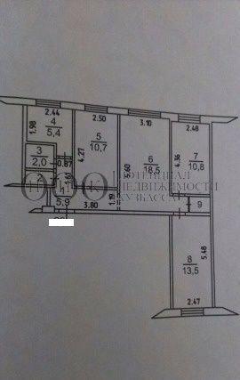 Продам 4-комн. квартиру по адресу Россия, Кемеровская область, Кемерово, ул. Красноармейская,125 фото 0 по выгодной цене