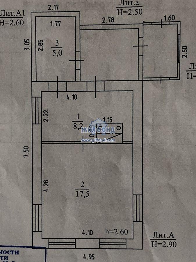 Продам дом с участком по адресу Россия, Кемеровская область, Кемерово, ул. Рабочая фото 15 по выгодной цене
