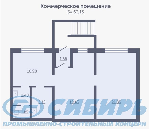 Продам торговые помещения по адресу Россия, Новосибирская область, Новосибирск, ул. Фадеева,66/3 фото 0 по выгодной цене