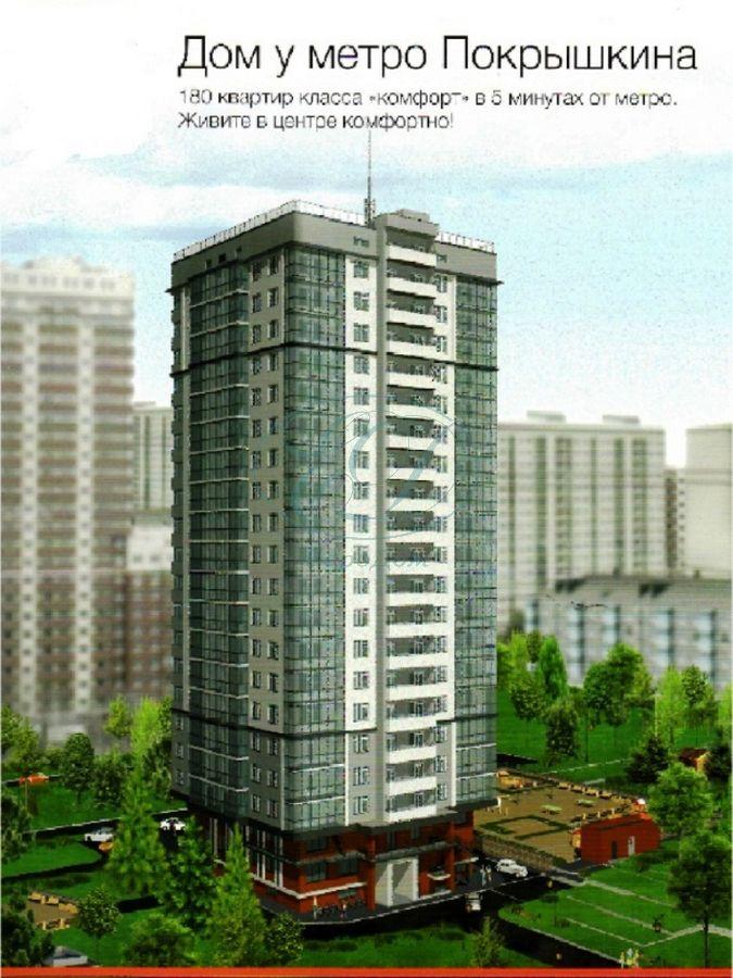 Продам 2-комн. квартиру по адресу Россия, Новосибирская область, Новосибирск, ул. Гоголя,40/1 фото 2 по выгодной цене