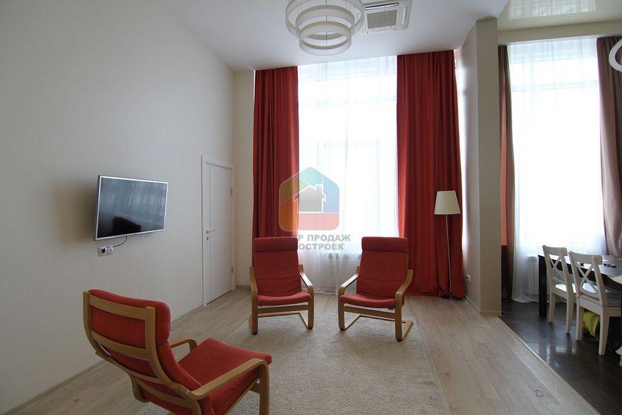 Лескова, 21, 3-комнатная квартира